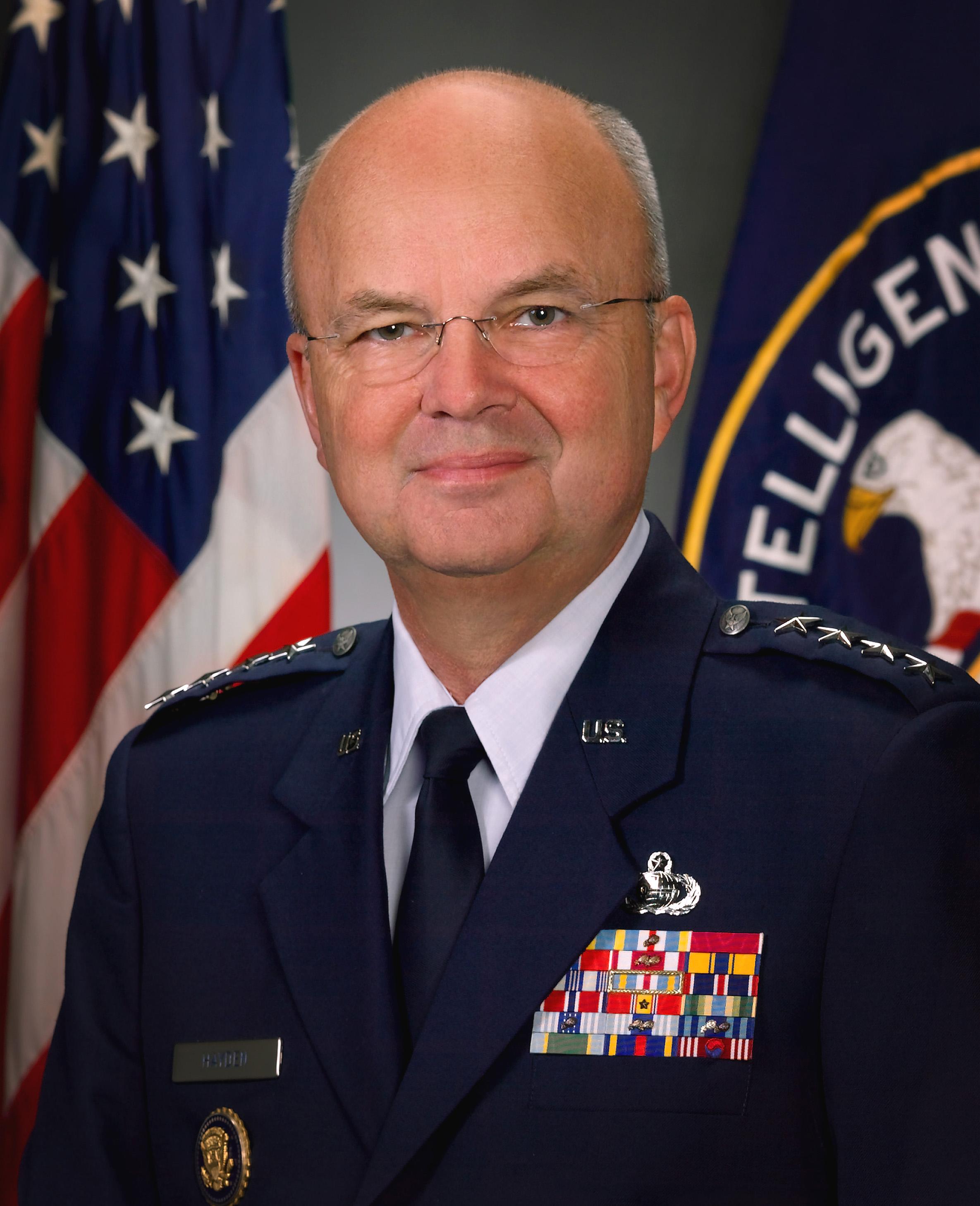 Who Should We Fear in Cyber Espionage? General Michael Hayden