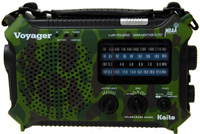 Emergency Radios Kaito KA500 Voyager