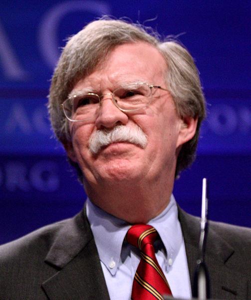 Former Ambassador John Bolton