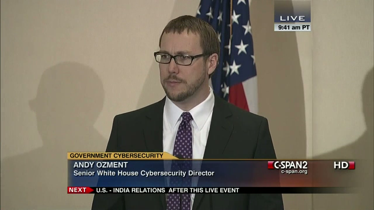 Andy Ozment on Cybersecurity