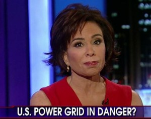 Judge Jeanine Pirro - Electric Grid At Risk