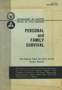 Civil Defense Book 1966