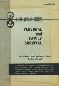 Civil Defense Book 1966