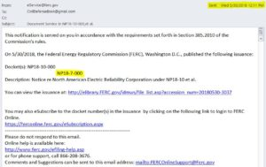 FERC Cover-Up