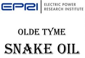 EPRI EMP Study Snake Oil EPRI EMP Report
