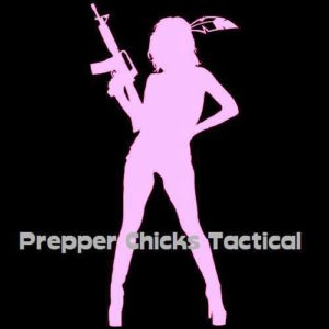 Annie Berdel Prepper Chicks Tactical