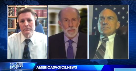 Securing America Frank Gaffney Michael Mabee Dr. Peter Vincent Pry